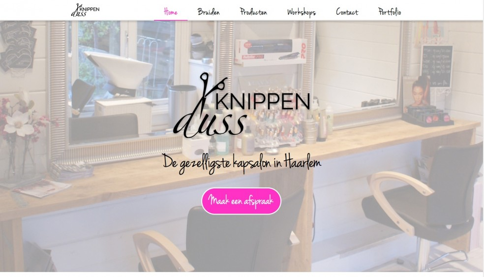 Website Knippen Duss