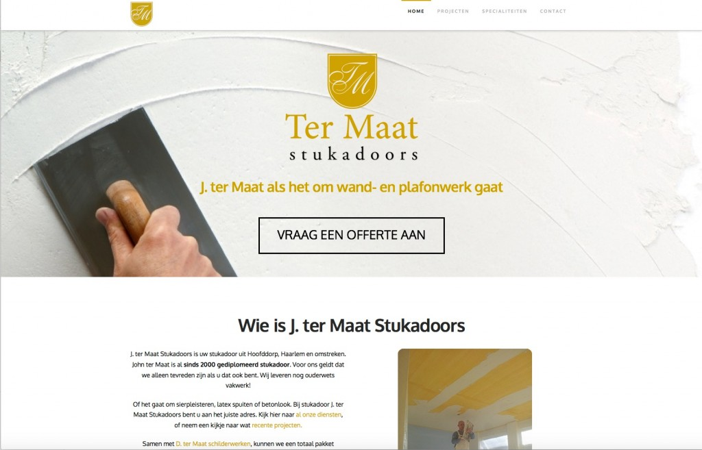 website jtermaatstukadoors