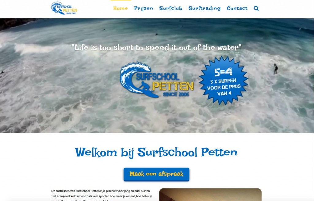 Surfschool Petten